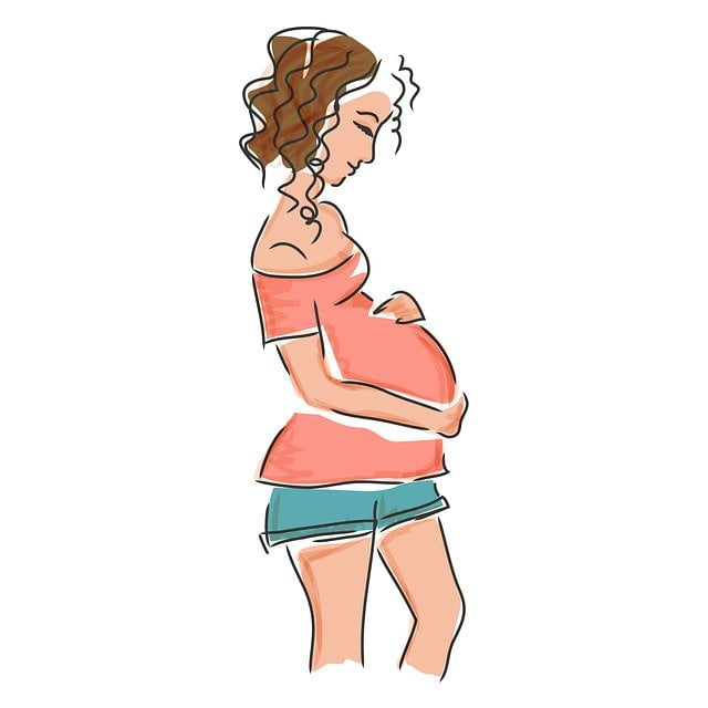 Malika ghilani, hypnologue accompagne la grossesse des femmes