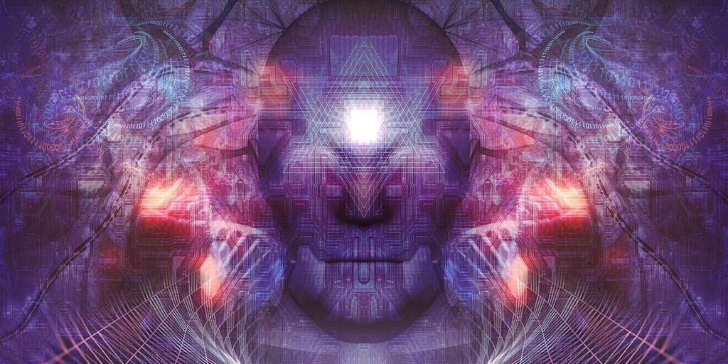 La glande pinéale permet la captation de vibrations à fréquence élevée
