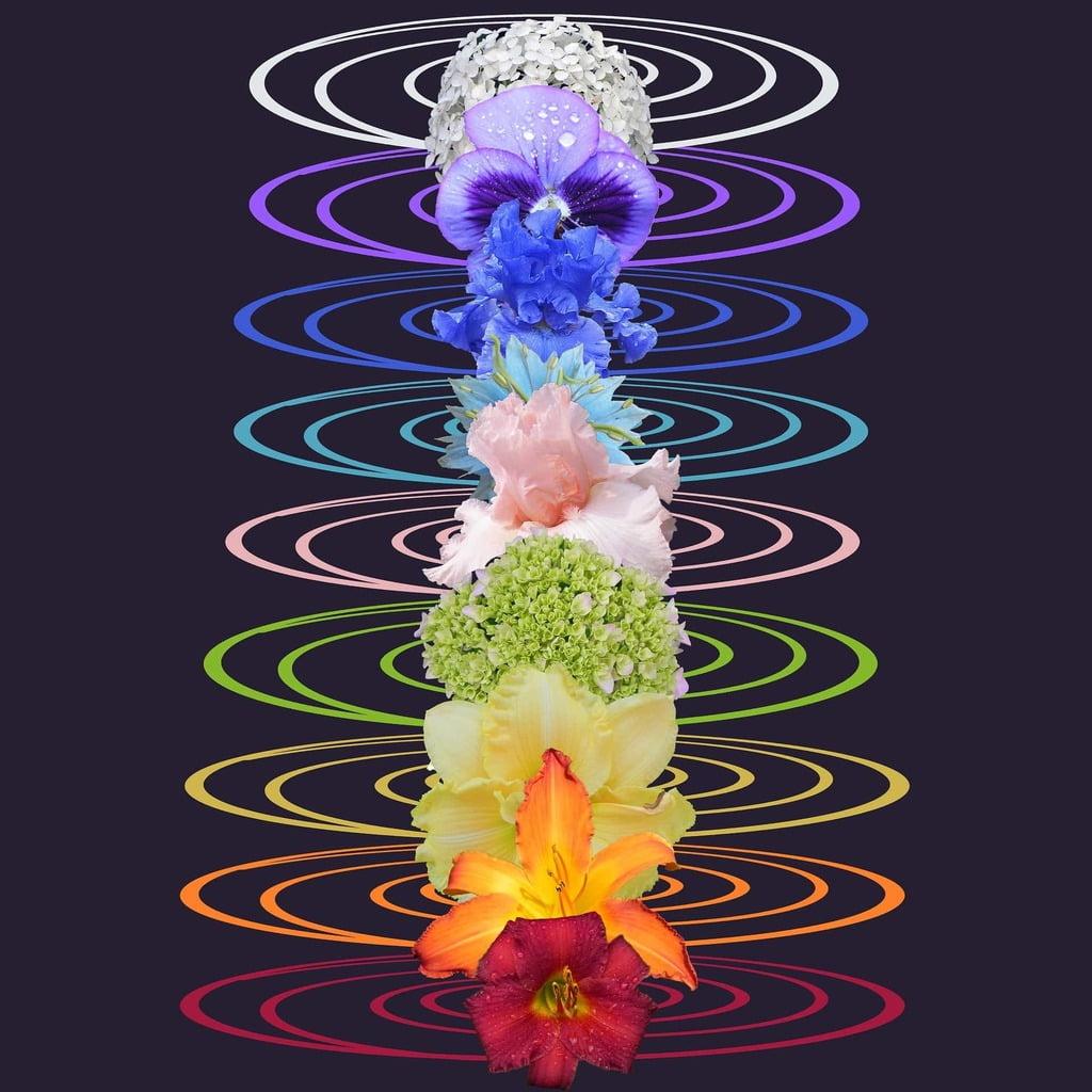 En connectant à la couleur du chakra indigo, nous connectons au symbolisme du troisième oeil